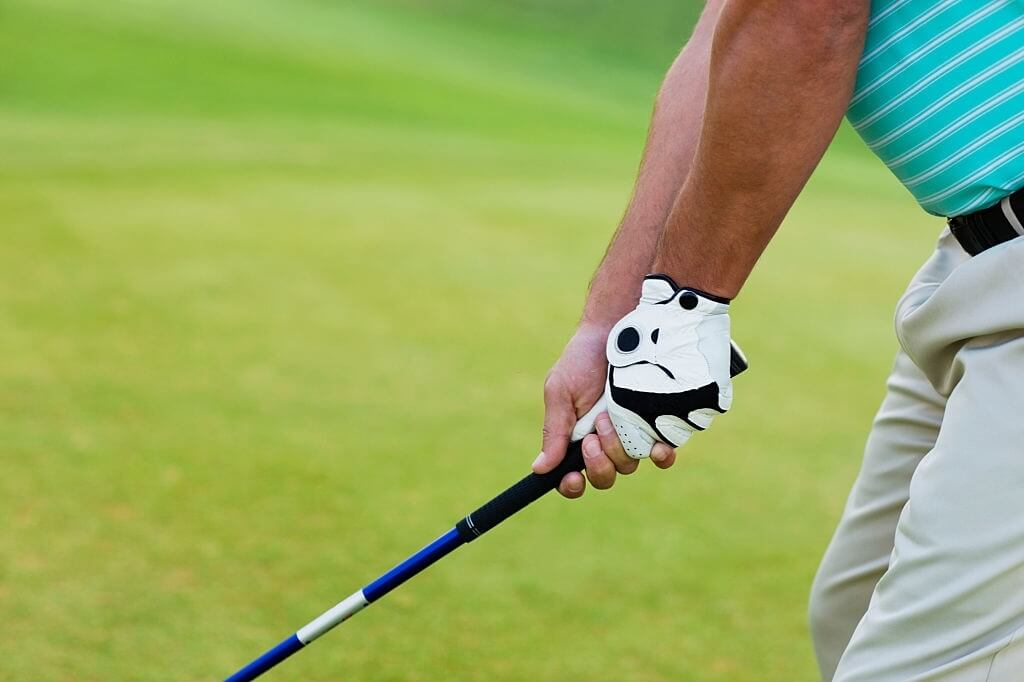 Best Golf Grip For Sweaty Hands